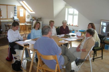 English course Inishmore