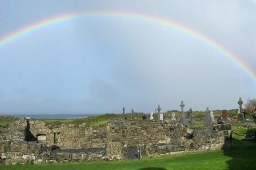 Seven Churches Aran Islands