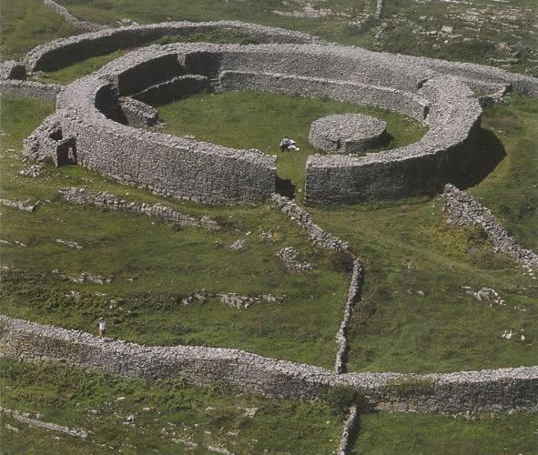 Dun Eoghaill, Inishmore