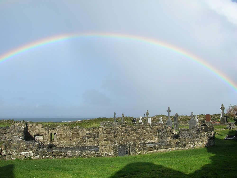 Seven Churches Inis Mór