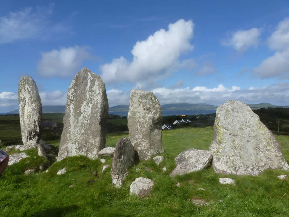 Standing Stones, Waterville, Ring of Kerry
