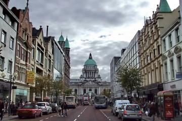 belfast stadt Nordirland