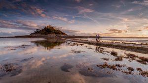St Michael's Mount, Cornwall Reise