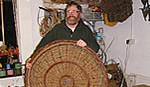 Vincent - Celtic Spirit Basket weaving