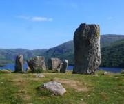 Stonecircle, Arran, Scotland