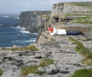 Klippenwanderung Aran Islands