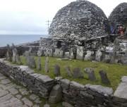 Auf den Spuren der frühchristlichen keltischen Heiligen in Irland - Skellig Michael