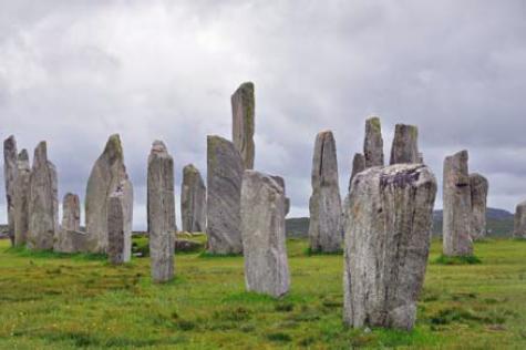 Callanish, Lewis, Schottland
