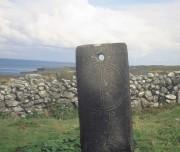 sun dial, Inishmore