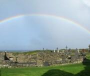 Keltische Kirche, Inishmore, Irland