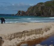Schottland Strand