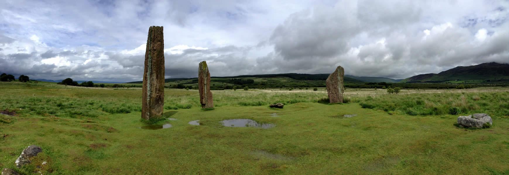 Standing Stones Schottland