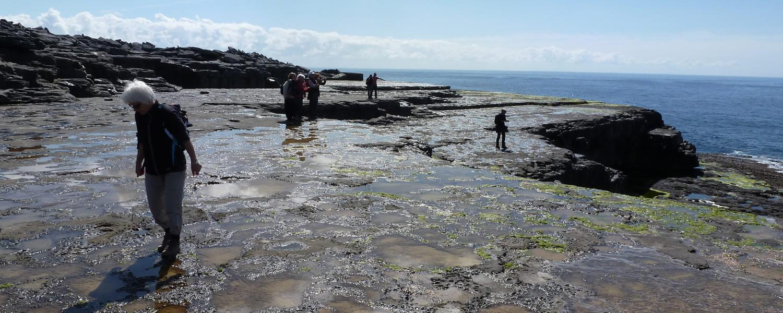 Celtic Spirit kreiert einmalige und spannende Kulturprogramme auf der Insel Inishmore, Aran Islands, Irland