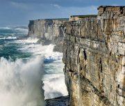 Inishmore, Aran Islands, Klippen, Inselreise
