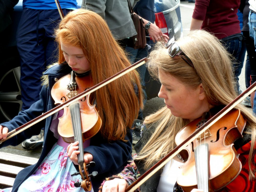 Music Session, Louisburgh
