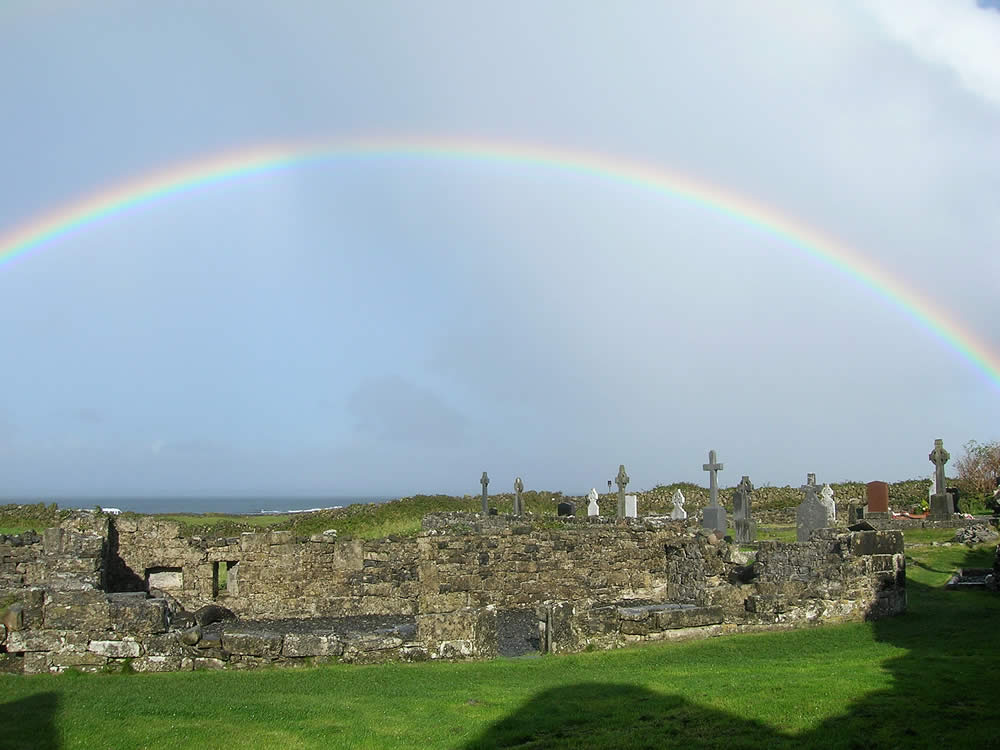 Seven Churches, Inis Mór