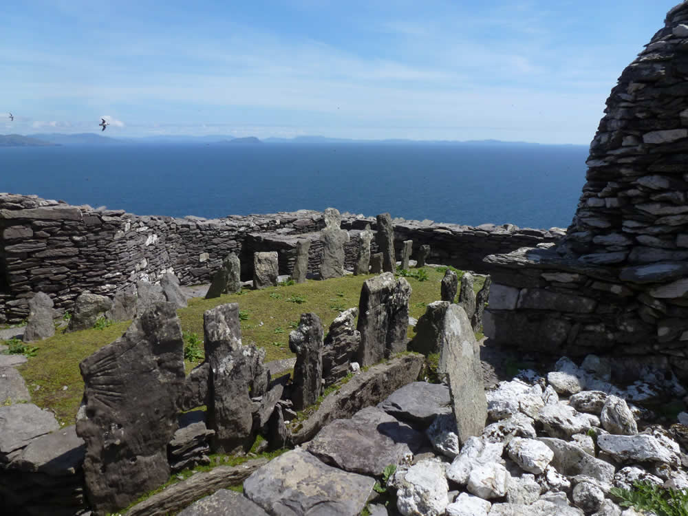 Skellig Michael, Co. Kerry