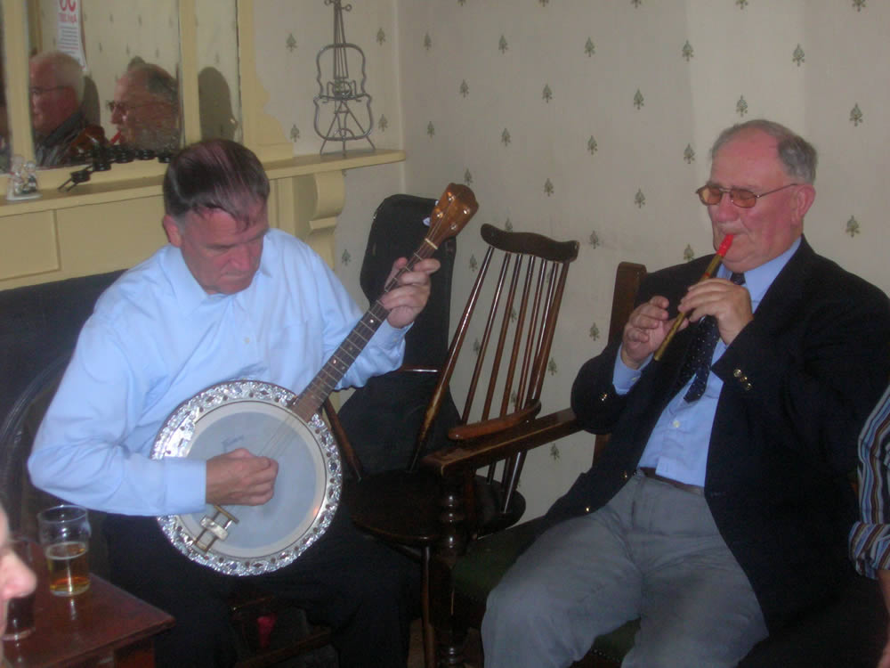 Music Session, N. Ireland